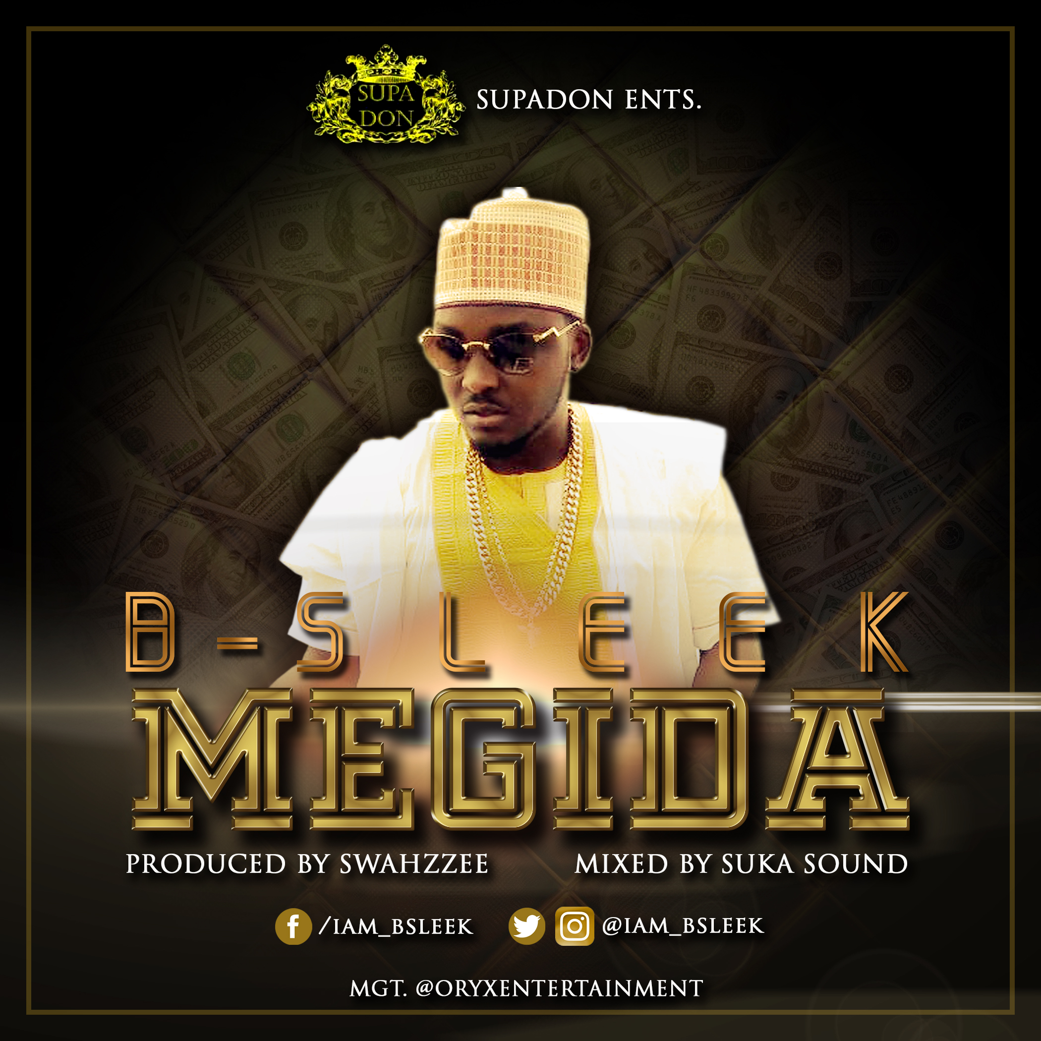 VIDEO: B-Sleek – Mediga