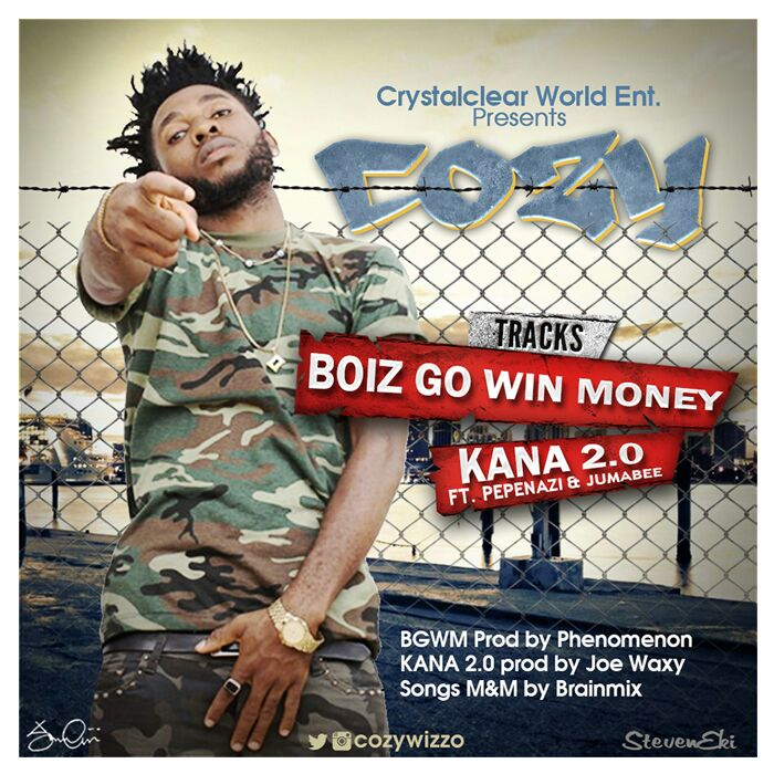 Cozy – Kana 2.0 ft. Pepenazi & Jumabee + Boiz Go Win Money