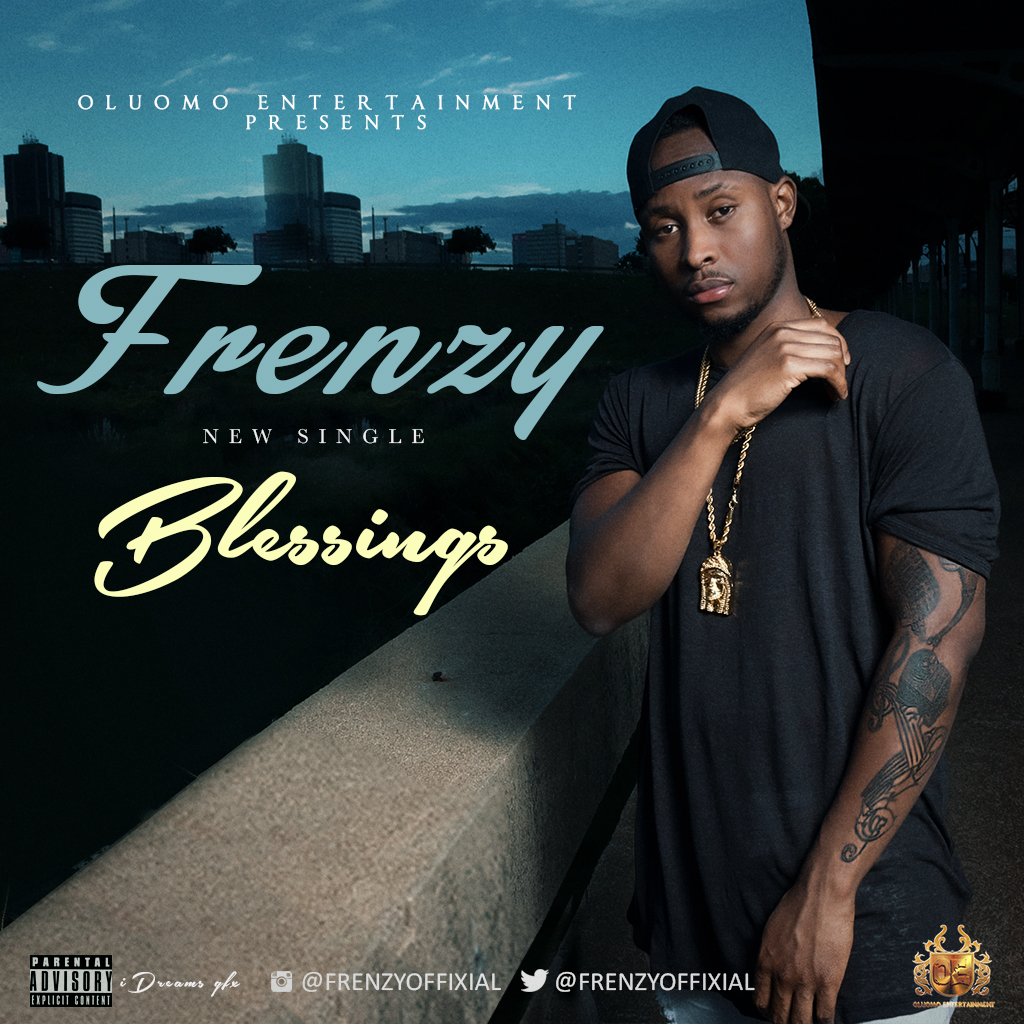 Frenzy – Blessings (prod. Pioneer Beat)
