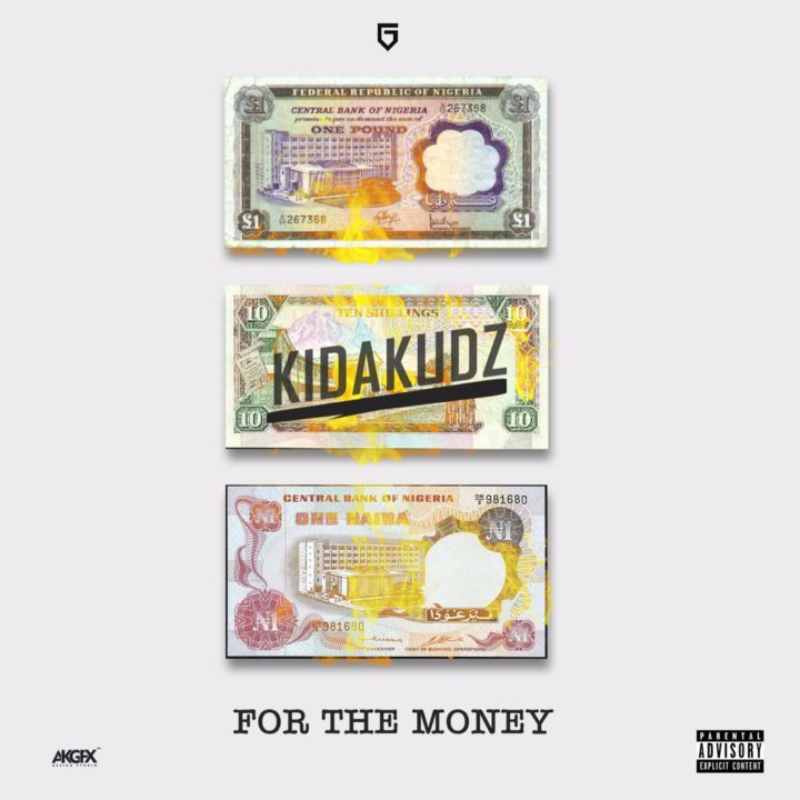 VIDEO: Kida Kudz - For The Money