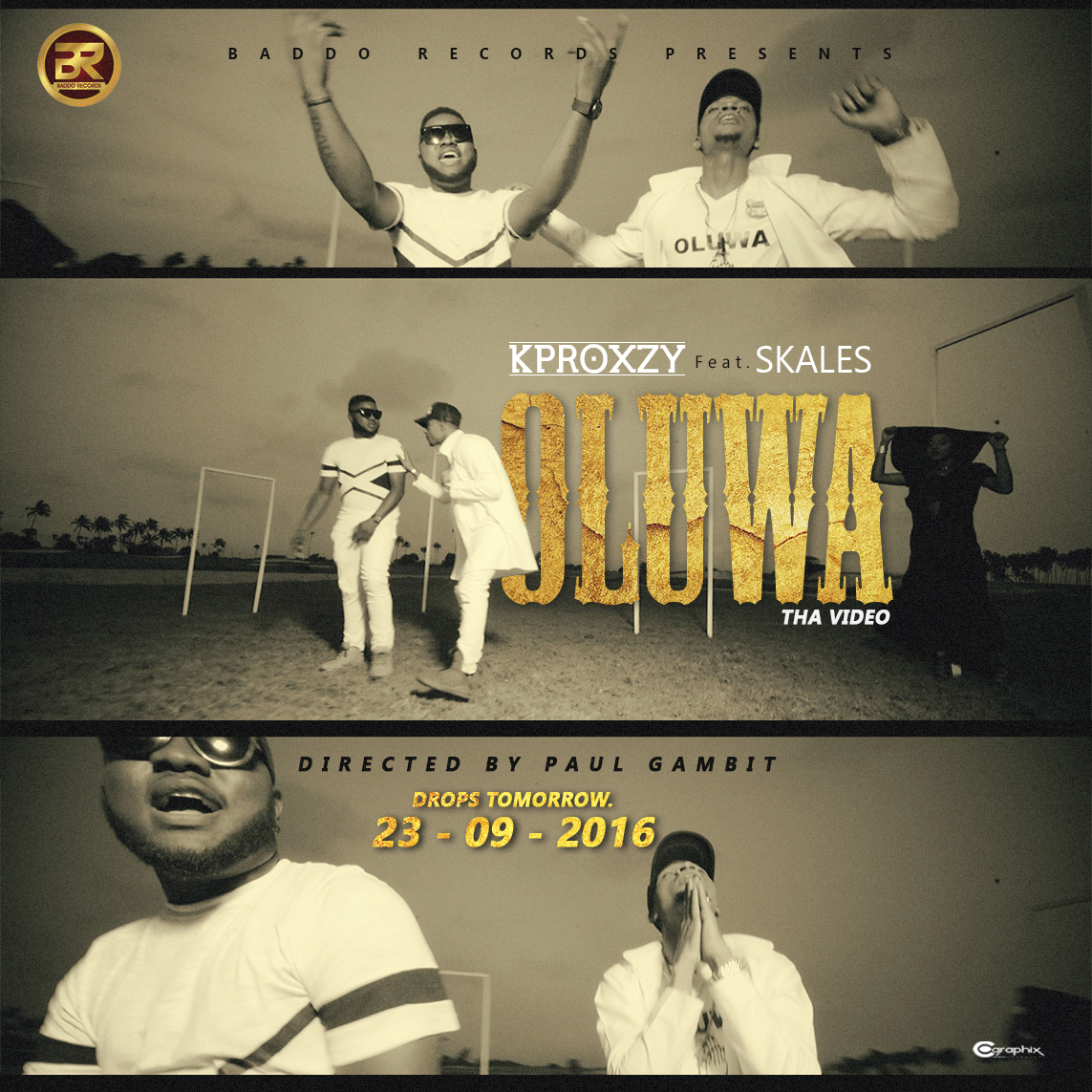 VIDEO: Kproxzy – Oluwa ft. Skales