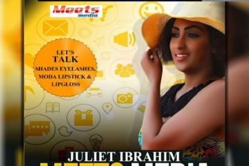 Juliet Ibrahim Takes Center Stage as Meets Media Celebrate Oye Akideinde | Sept Edition