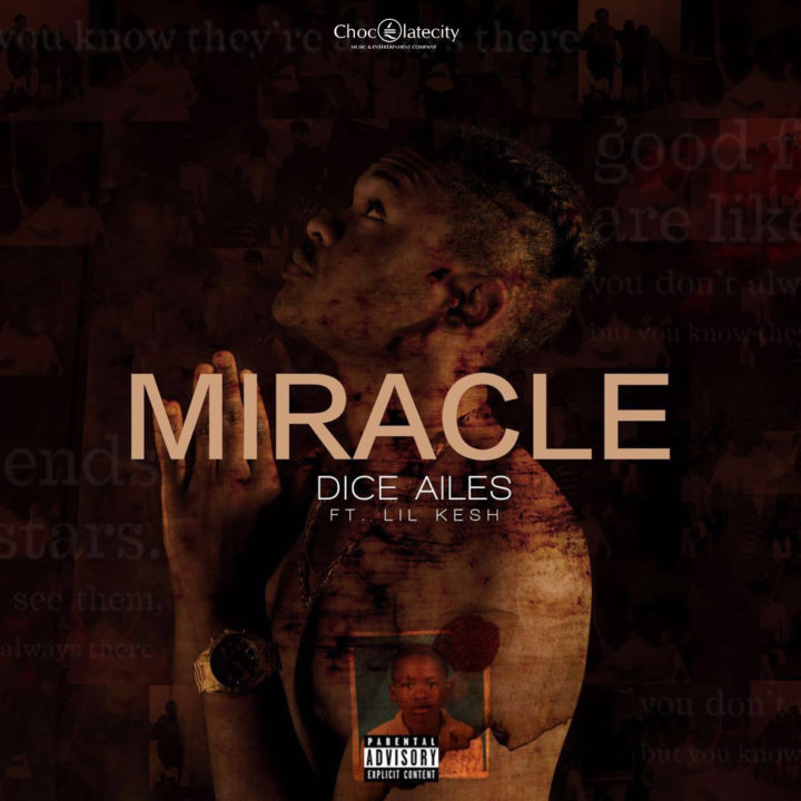 VIDEO: Dice Ailes ft. Lil Kesh - Miracle