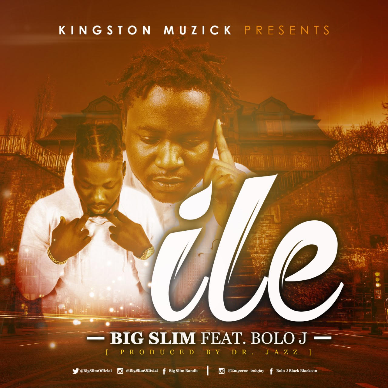 Big Slim ft Bolo J - iLe (prod. Dr Jazz)