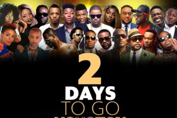 """2 Days To Go! WIN Tickets To """"ONE AFRICA MUSIC FEST"""" In Houston This Saturday, Oct 22!"""