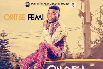 Oritse Femi – Ongba Larami (Boiling On Me)