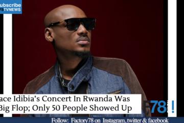 F78 NEWS: Burna Boy's Epic Entrance Killed His UK Concert, 2face Idibia's Rwanda Concert Flops | 3/10/16