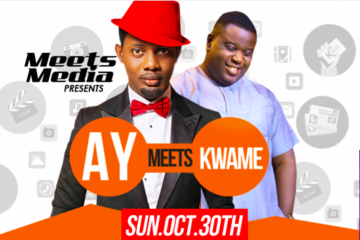 DJ Spinall Talks 'TEN' this Sunday as 'Meets Media' Celebrate Kwame and Nigezie at 10!