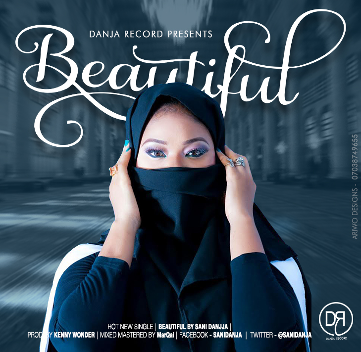 Sani Danja - Beautiful (prod. Kenny Wonder)
