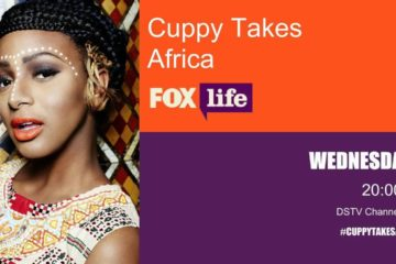 "DJ Cuppy's Reality Show ""Cuppy Takes Africa"" Premieres Tonight! 