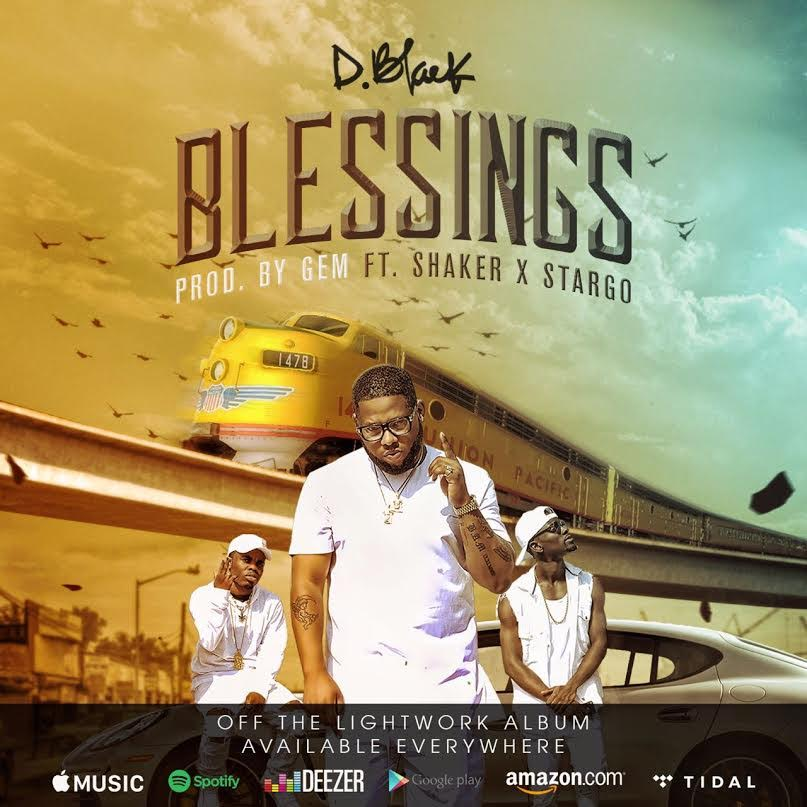 D-Black Blessings