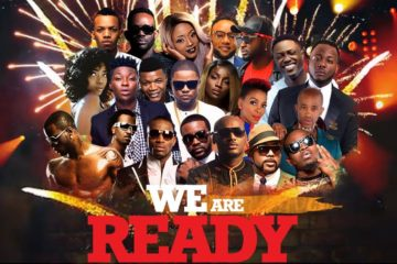 The D-Day! One Africa Music Fest @ the Toyota Center, Houston Tonight!