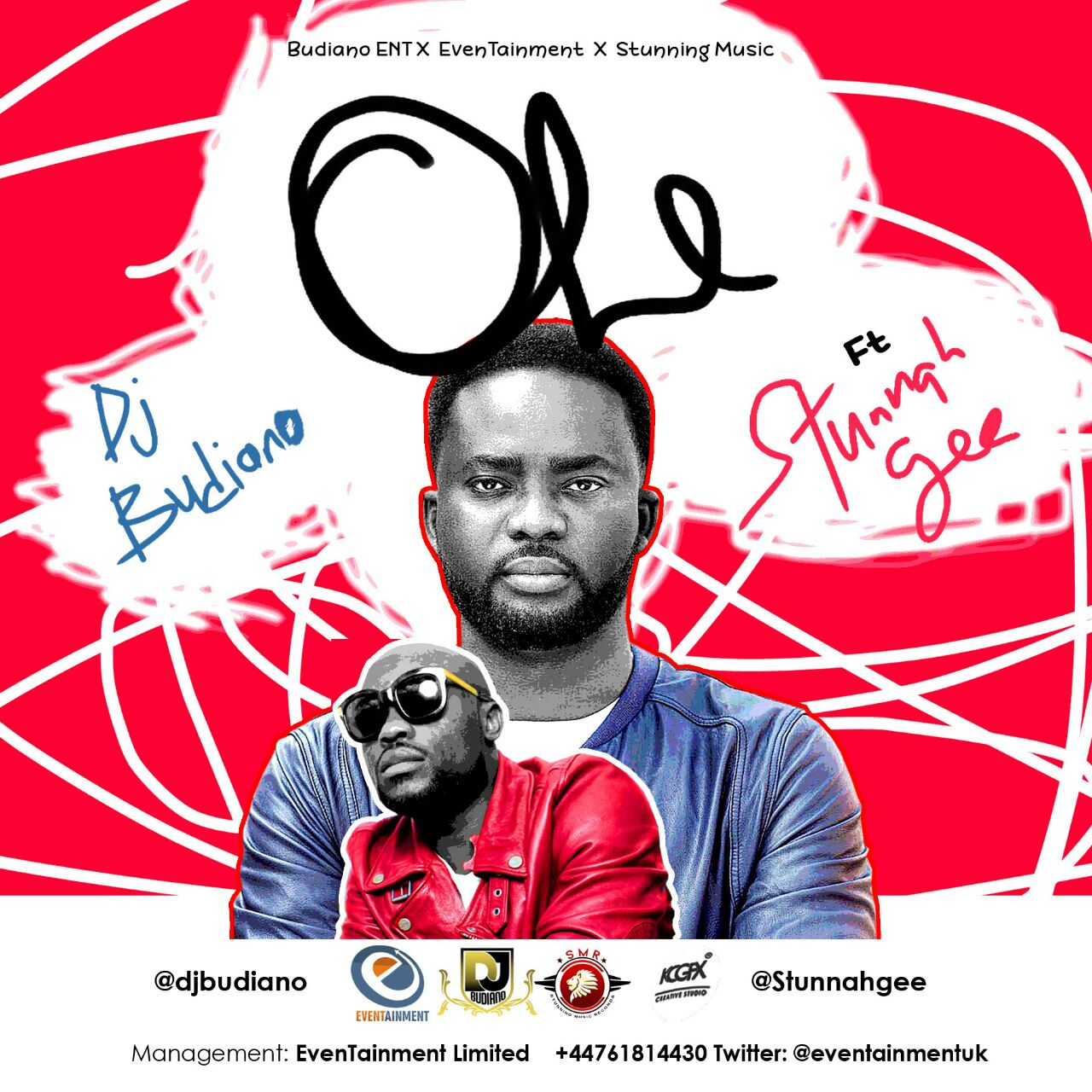 Dj Budiano Ft. Stunnah Gee – Dj Budiano - Ole Ft. Stunnah Gee (Prod. Lexy Flow)