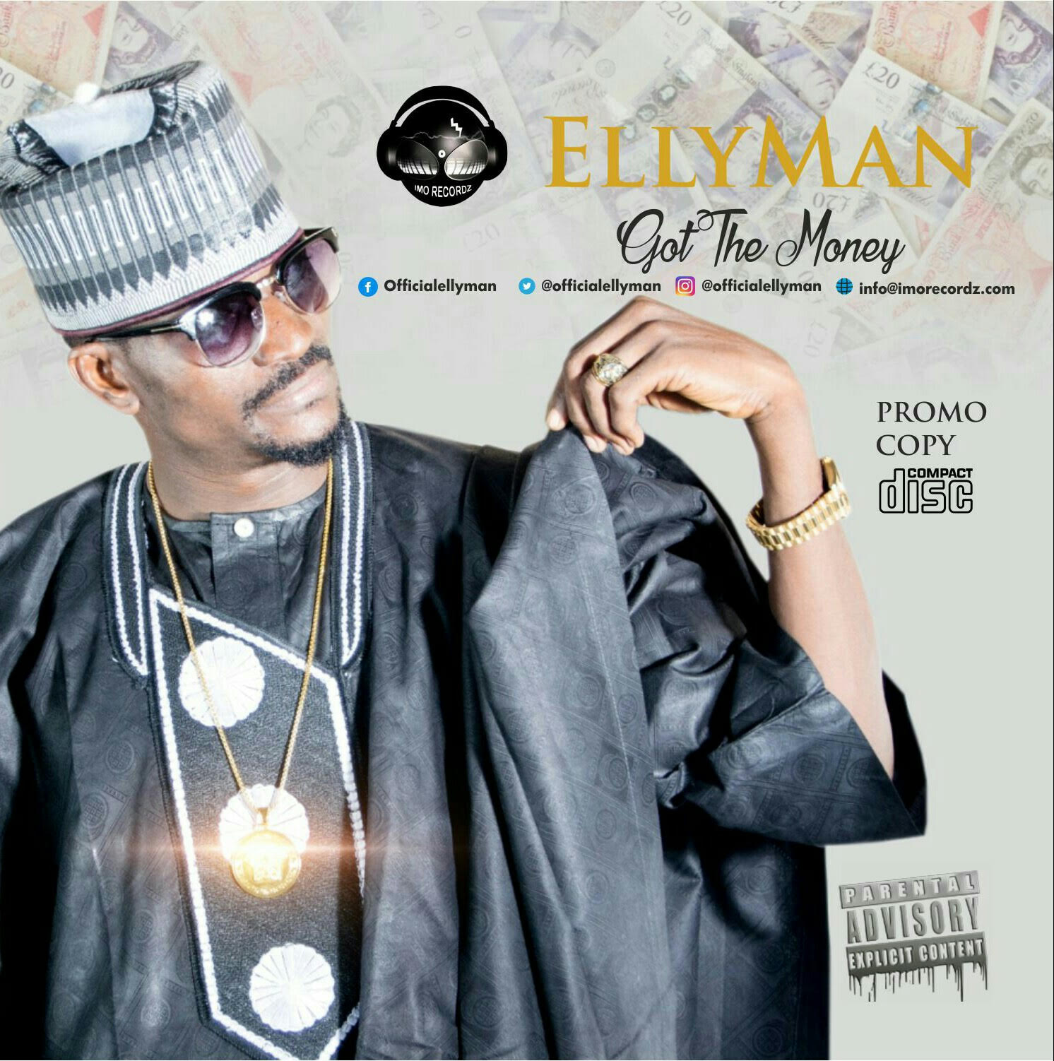 VIDEO: Ellyman – Got The Money
