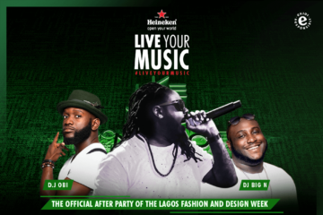 Let The Countdown Begin! The #HeinekenLiveYourMusic Hosted By T-Pain is 1 Day Away And Here's Our Own TAKEOVER Playlist