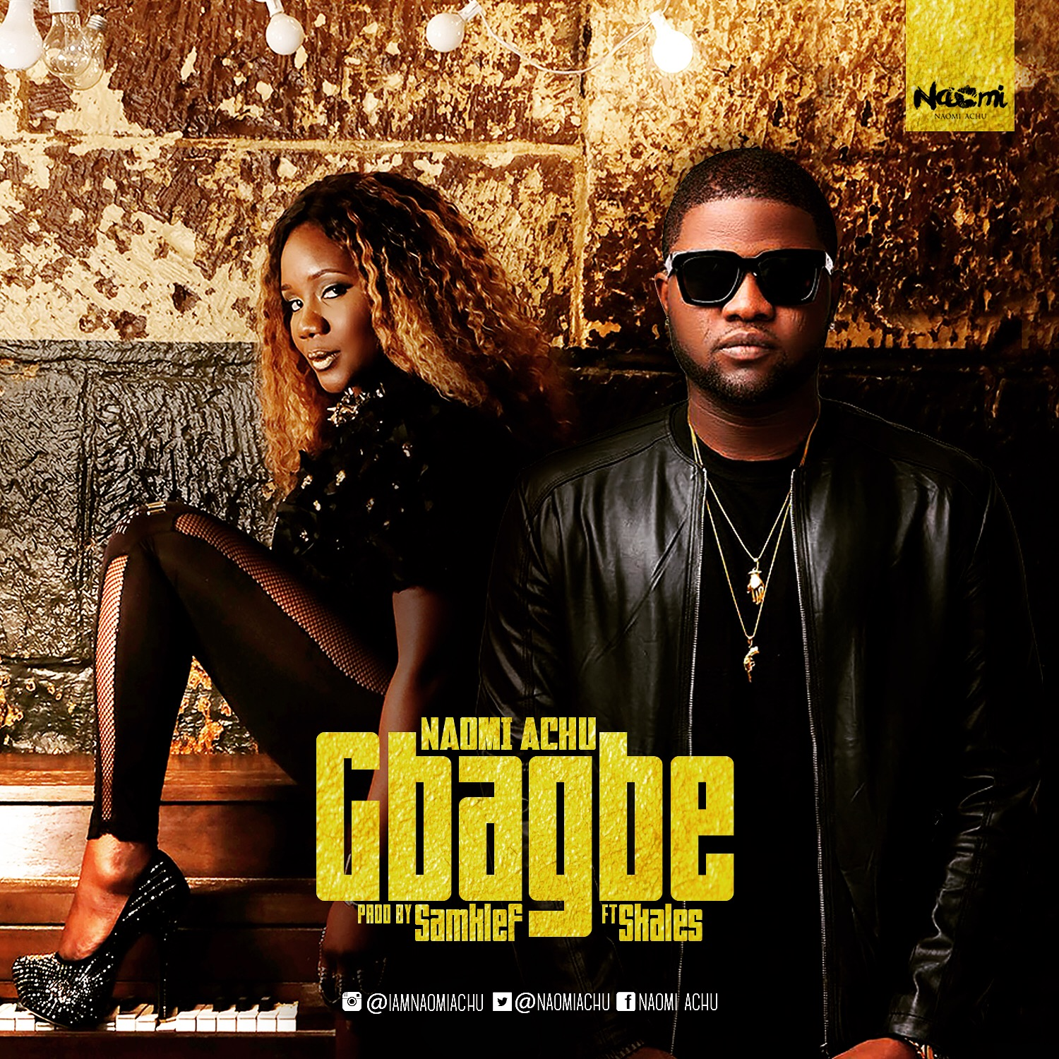 VIDEO: Naomi Achu ft. Skales – Gbagbe