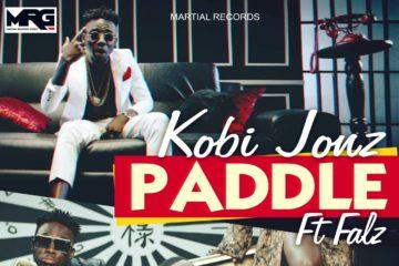 VIDEO: Kobi Jonz ft. Falz – Paddle
