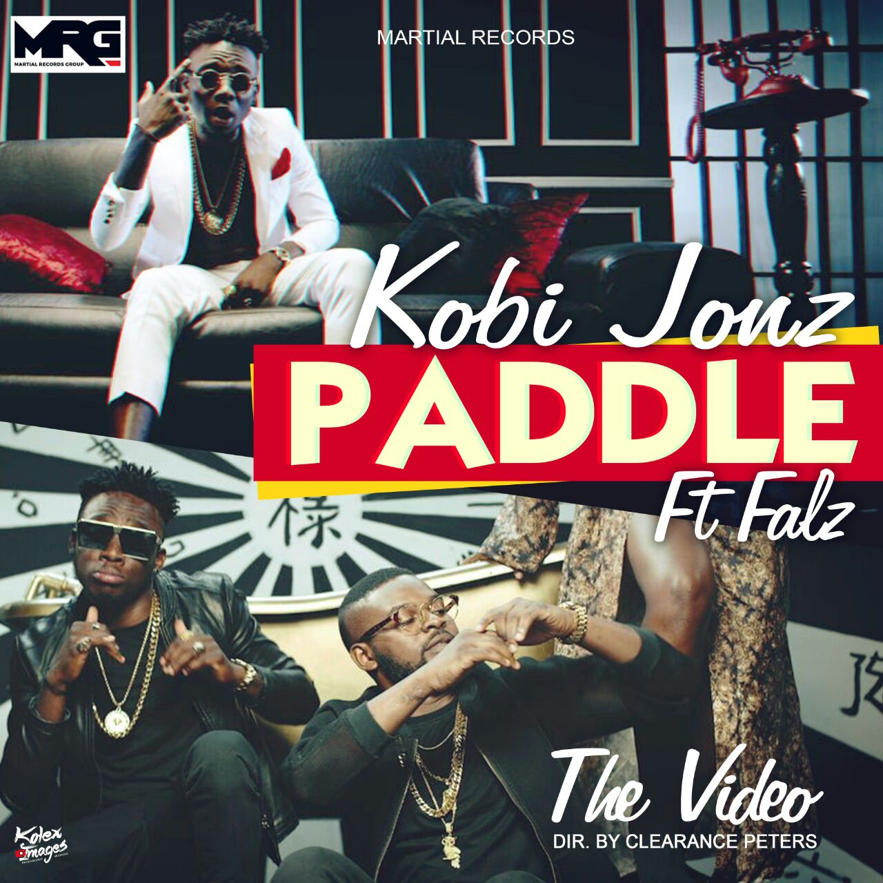 VIDEO: Kobi Jonz ft. Falz – Paddle