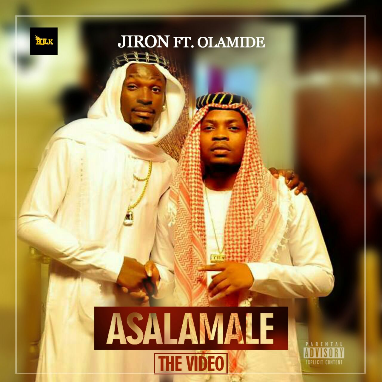 VIDEO: Jiron ft. Olamide – Asalamale