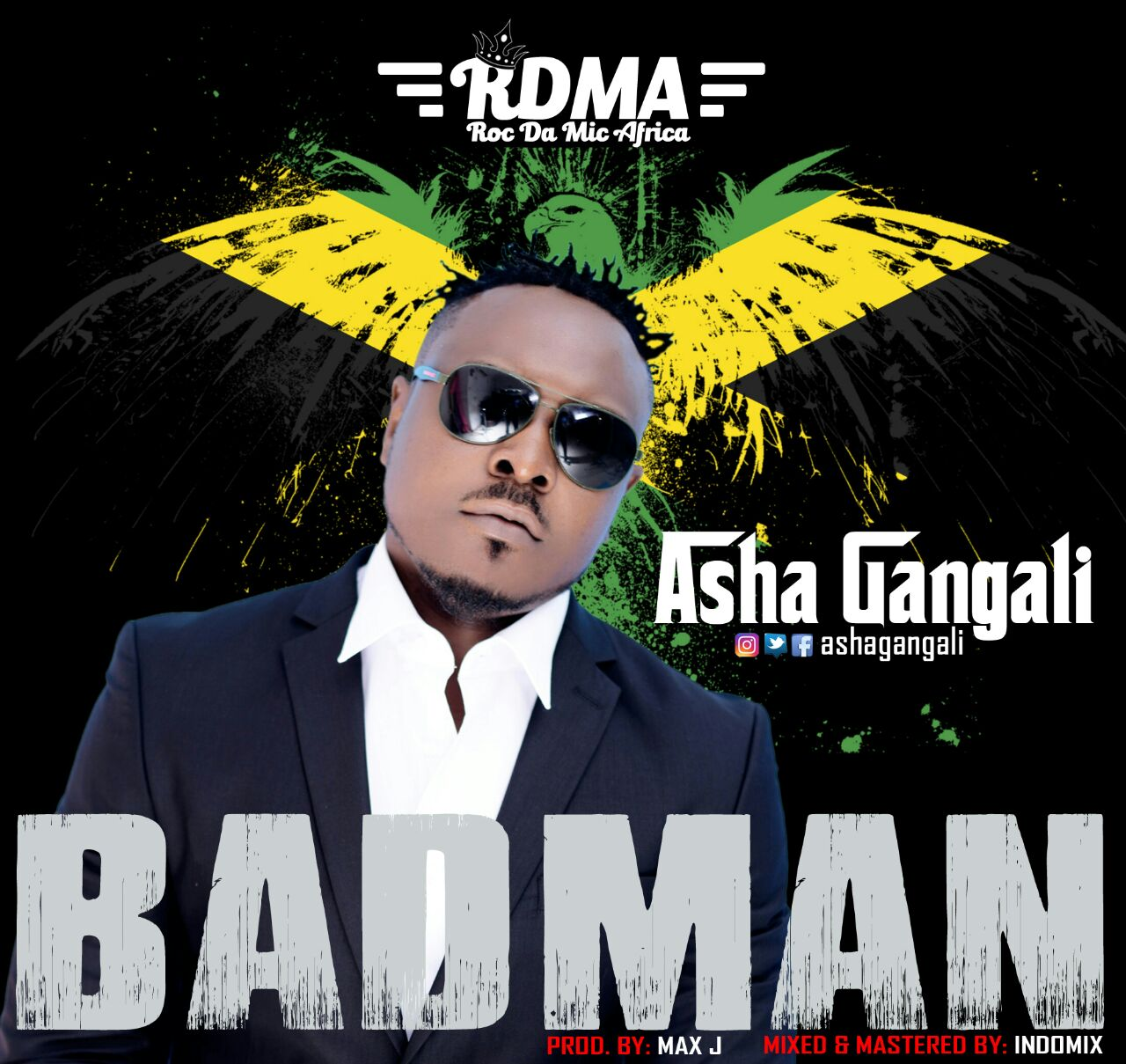 Asha Gangali – Bad Man