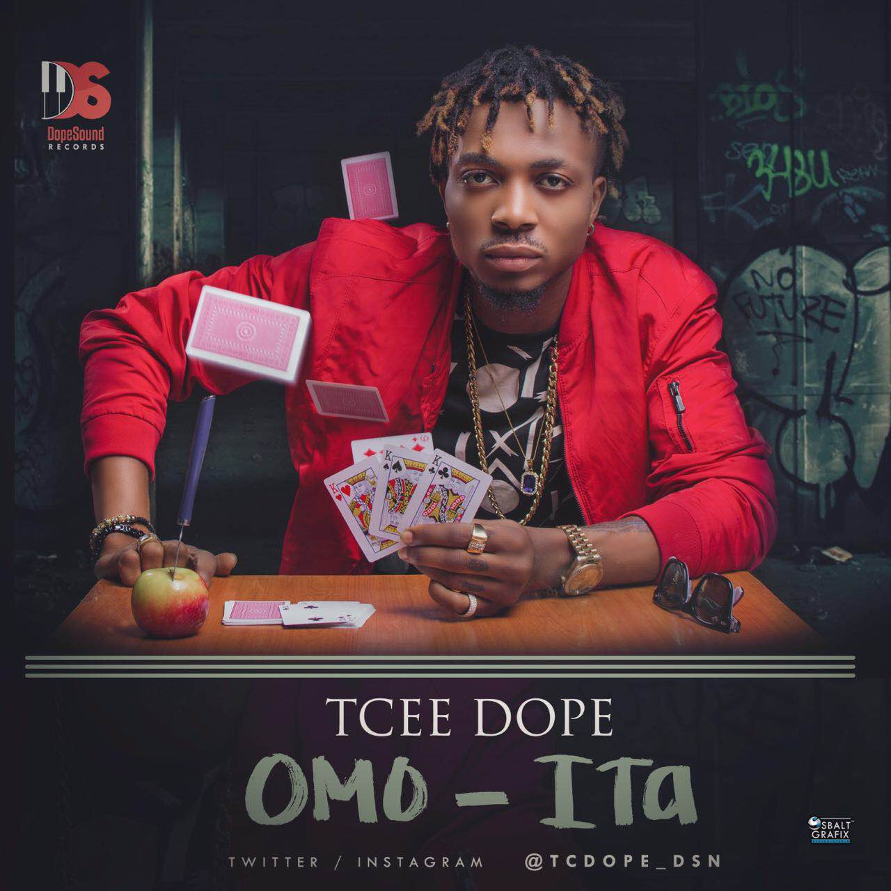 VIDEO: Tcee Dope - Omo Ita