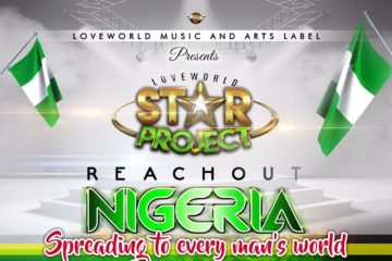 Video: Stars Project – Reach Out Nigeria