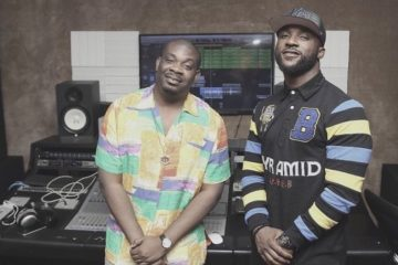 Iyanya ft. Don Jazzy & Dr SID – Up To Something | VIDEO Teaser