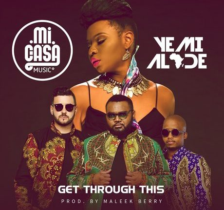 Mi Casa Yemi Alade Get Through This Art