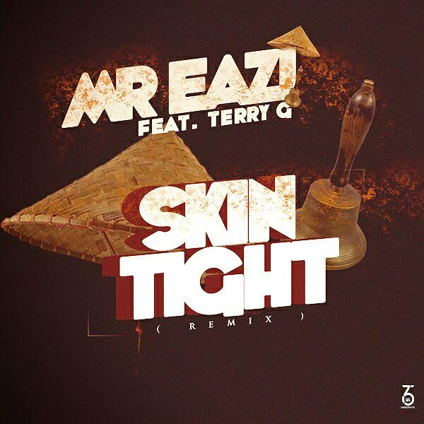 Mr Eazi Terry G Skin Tight Remix Art