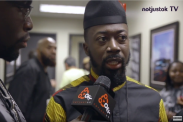 Notjustok TV: Jidenna's Producer, Nana Kwabena Speaks on the Essence of One Africa Music Fest