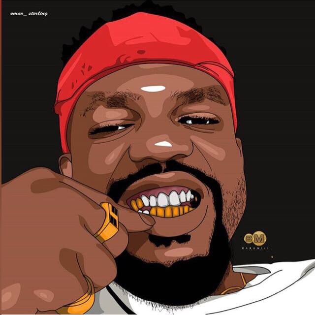 Omar Sterling Victory Through Harmony Art