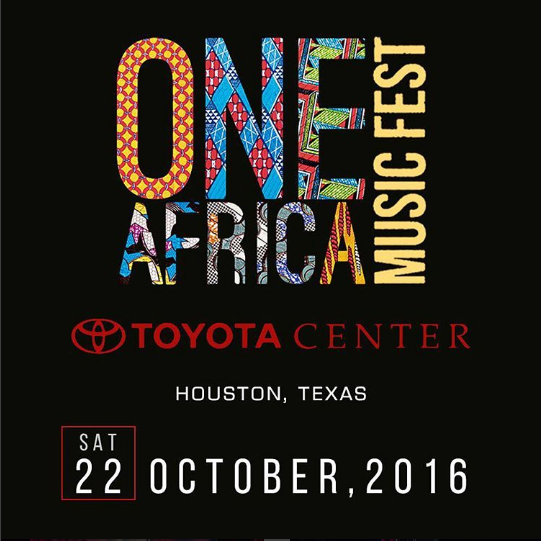 One Africa Music Fest Houston