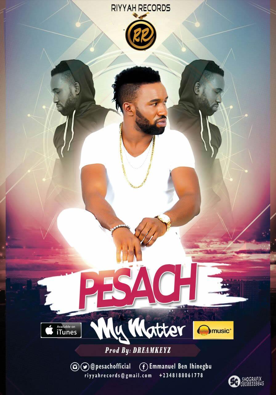 Pesach – My Matter Prod Dreamkeyz