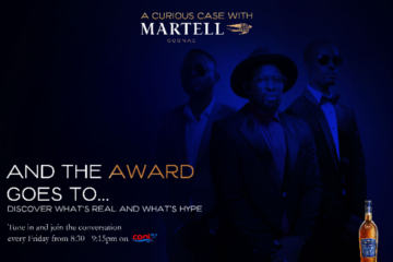 A Curious Case with Martell Cognac Continues on Cool FM with the Martell Cartel!