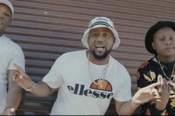 VIDEO: DJ Vigilante x Cassper Nyovest ft Carpo – Ayeye