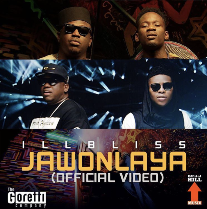 VIDEO: iLLBLiSS - Jawon Laya ft. Reekado Banks & Mr Eazi