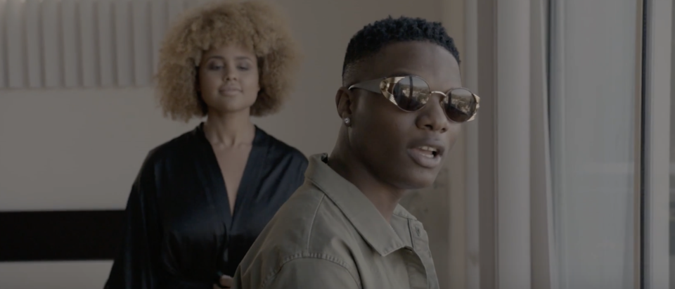 VIDEO: DJ Henry X ft. Wizkid - Like This