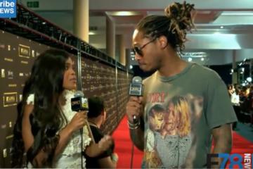 F78 NEWS: Glitz & Glamour from MTVMAMA 2016, Davido Tells Rude Fan To Shut Up + More