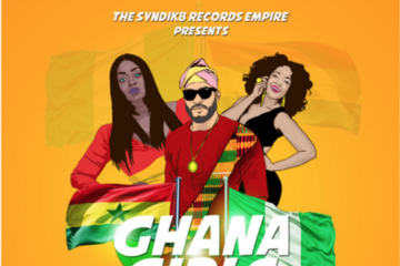 "Lynxxx – Ghana Girls   ""The Album Before The Album"" Out Now"