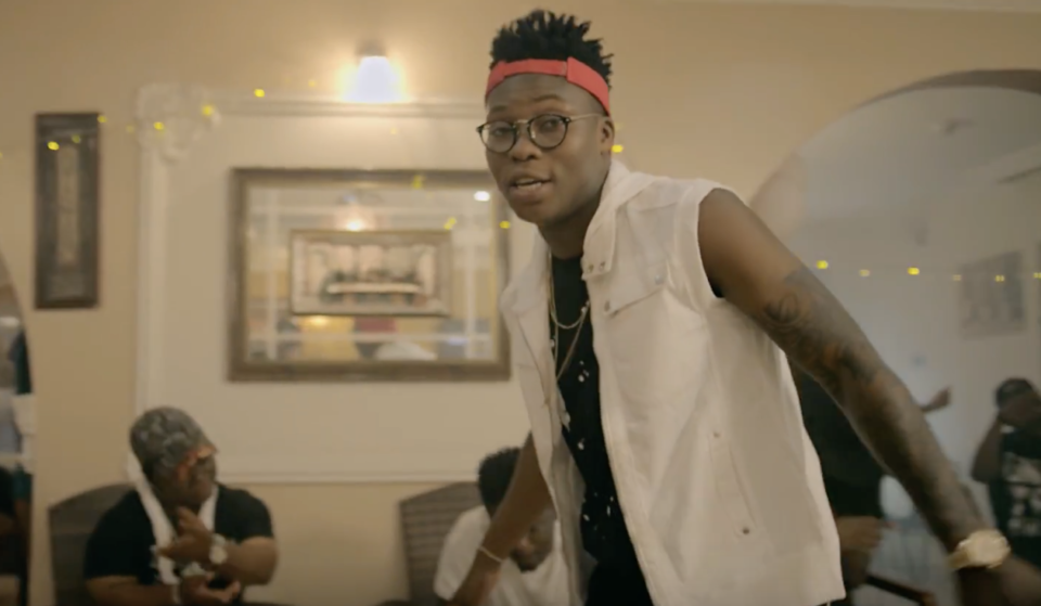VIDEO: Reekado Banks - Problem