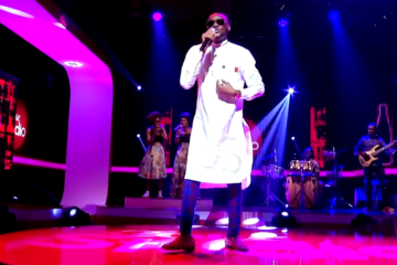 VIDEO: 2baba – Kurungi Cover – Coke Studio Africa