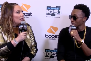 VIDEO: Ayo Jay Talks Performing at Powerhouse, His Name & Working With Chris Brown