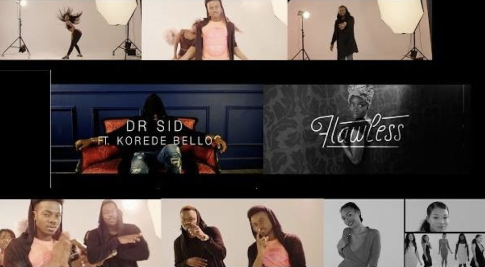 VIDEO Premiere: Dr SID - Flawless ft Korede Bello