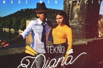 VIDEO PREMIERE: Tekno – Diana