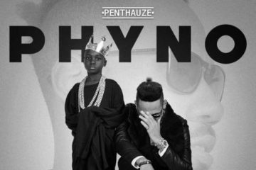 "Phyno Reveals Cover Art For ""The Playmaker"" Album"