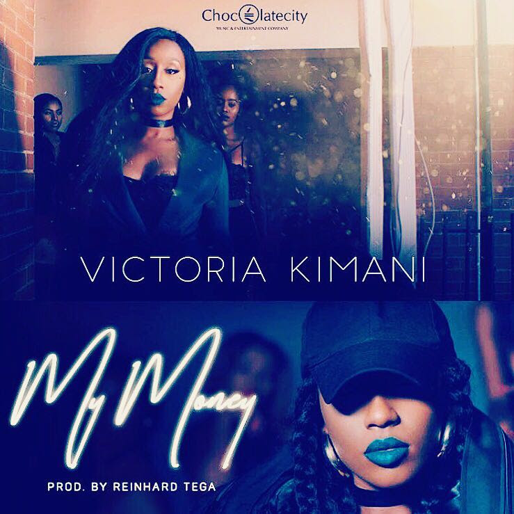 Victoria Kimani My Money