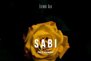 Esther Alo – Sabi