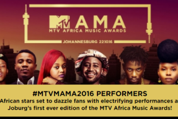 VIDEO: Watch #MTVMAMAS2016 LIVE STREAM
