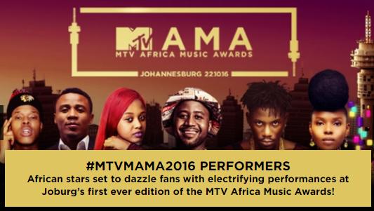 VIDEO: Watch #MTVMAMAS2016 LIVE STREAM