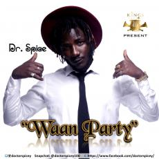 VIDEO: Dr. Spice - Waan Party